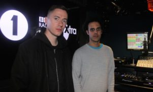 Listen back to Four Tet on Benji B's Radio 1 show, including interview and guest mix