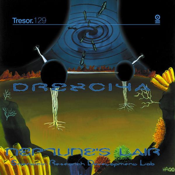 Drexciya's Neptune's Lair and Hydro Doorways reissued
