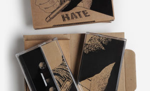 G.H., Andy Stott and Miles Whittaker drop 80-minute HATE cassette