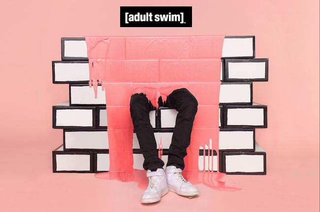 Adult swim dating show