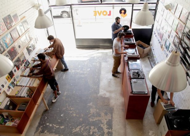 how to open a record store in 2014