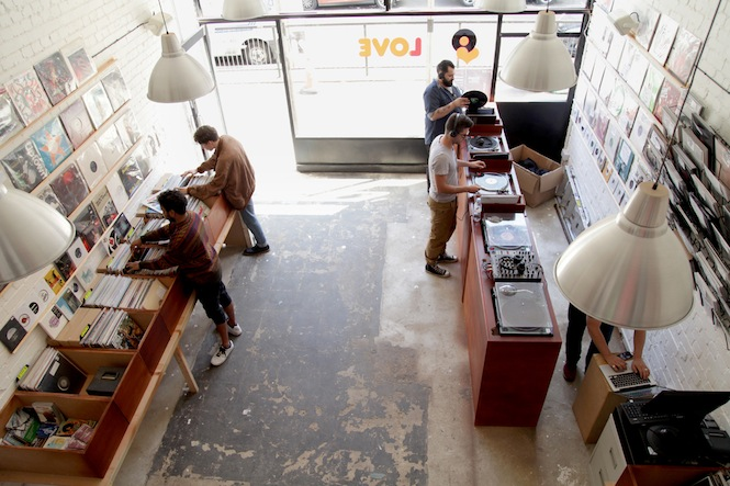 How To Open A Record Shop