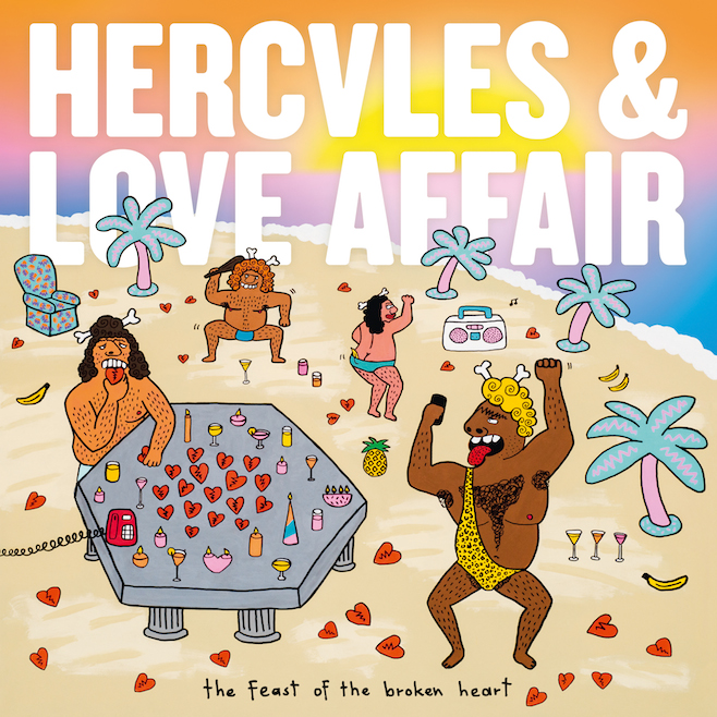 hercules and love affair - feast of the broken heart