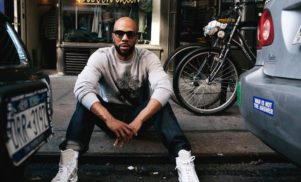 Common re-teams with No I.D. for Nobody's Smiling; listen to 'Kingdom', feat. Vince Staples