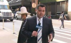 Watch Erykah Badu gatecrash a live news broadcast, be a brilliant nuisance