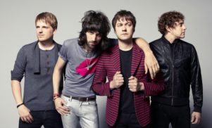 Kasabian printed the wrong date on their official Glastonbury t-shirts