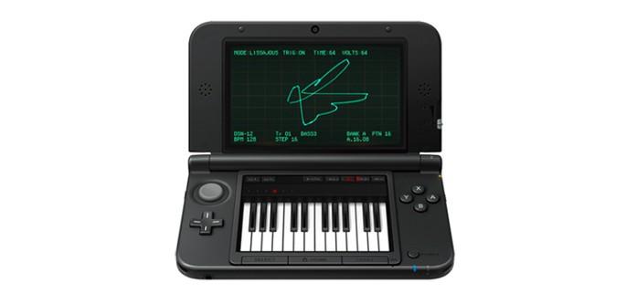 Korg Nintendo Synth