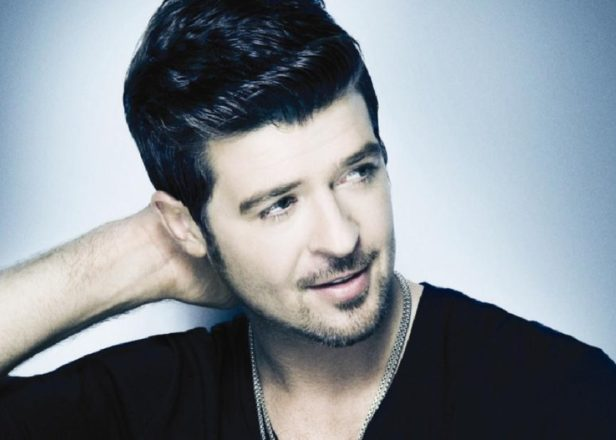 Robin Thicke's new album Paula sells just 530 copies in the UK