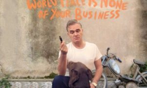 Stream Morrissey's new album World Peace Is None Of Your Business