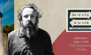 Andrew Weatherall heads up his own festival at France's Carcassonne Castle