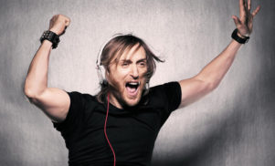 This video of David Guetta spaced out at Tomorrowland is everything