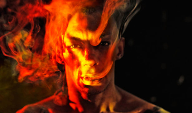 Listen to Tricky's gloomy 'Sun Down', featuring Tirzah