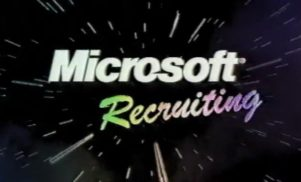 Watch two bizarre Microsoft recruitment videos soundtracked by Legowelt