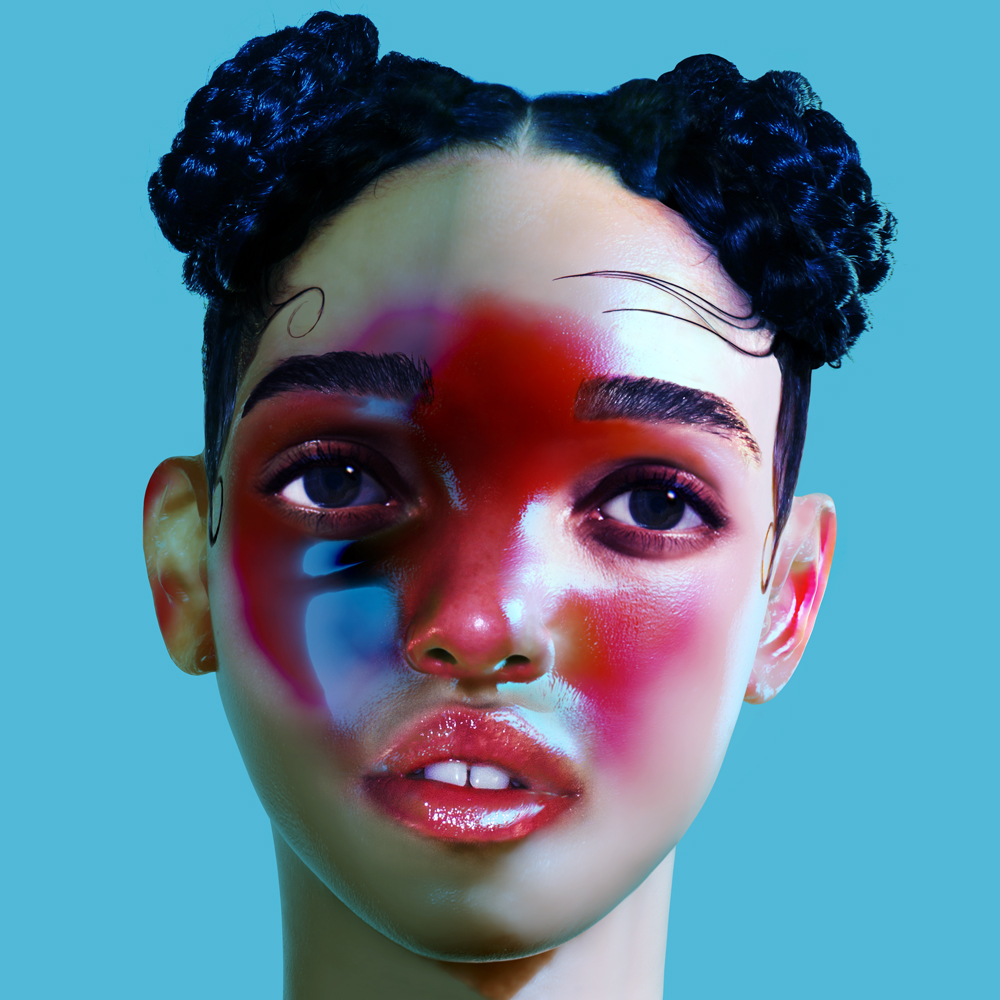 FKA TWIGS LP1 review