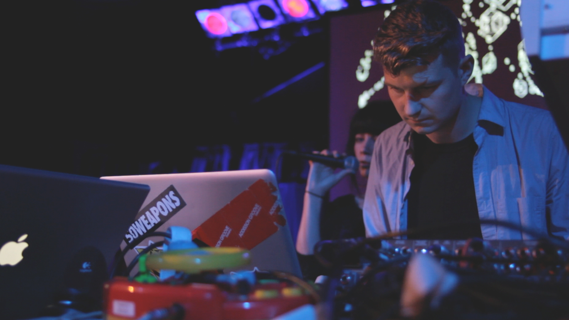 Addison groove Live & Experimental