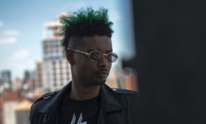Watch Danny Brown freestyling over vintage Wiley beats