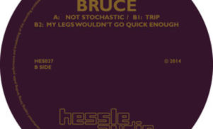 Move over, Joe: Hessle Audio ready release by mysterious producer named Bruce