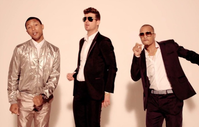 """Robin Thicke admits he was """"high on vicodin and alcohol"""" during 'Blurred Lines' recorded in bizarre deposition"""