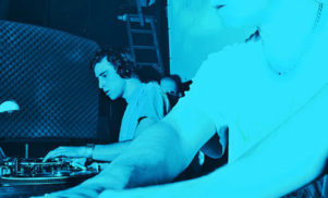 Download a Rustie and Jackmaster after party set from 2005