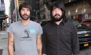 Life After Death From Above: Canadian punk duo star in documentary featuring the Strokes and Yeah Yeah Yeahs