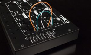 Moog's build-it-yourself Werkstatt-Ø1 synth gets worldwide release