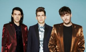 Klaxons break up