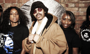 Moodymann, DJ EZ and Omar-S to play Sydney's National Art School