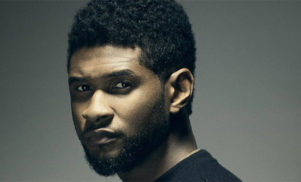 Usher's next single only available at the bottom of a cereal box