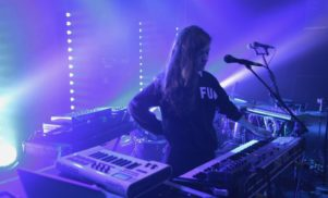 Jessy Lanza – 'Kathy Lee' (Live at Simple Things 2014)
