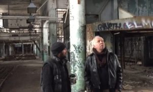Watch Tresor's owner take a tour of the abandoned Detroit factory he wants to turn into a techno club
