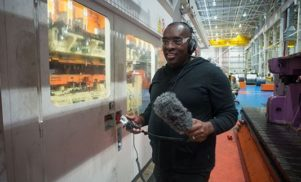 One of Detroit's heroes goes back to the city's automotive roots