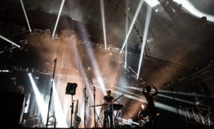 Photos: Bonobo live at Alexandra Palace, London