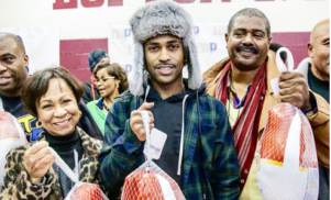 Birdman, Big Sean, Jim Jones, Ludacris and more share the Thanksgiving spirit