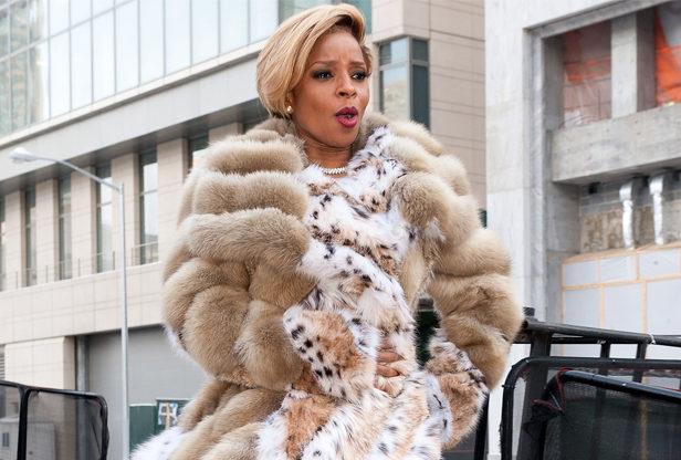 Stream Mary J  Blige's new album The London Sessions in full - FACT