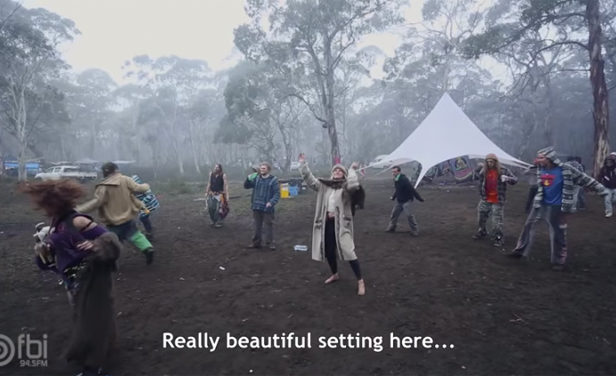 Take a trip into the world of Australian bush doofs with this new documentary