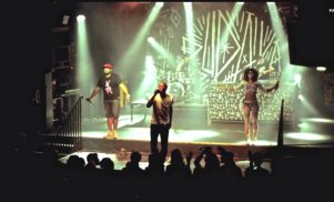 Buraka Som Sistema: Live and Backstage