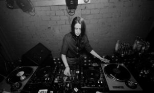 PAN announces another gritty Black Sites 12″ from Hamburg's Helena Hauff and F#X