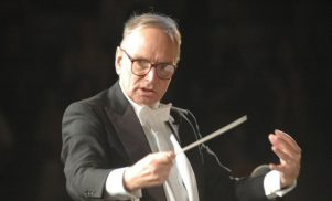 Legendary film composer Ennio Morricone announces arena shows in London and Dublin