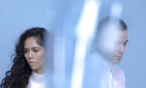 Stream LA/NY electronic duo 18+'s immersive debut album Trust