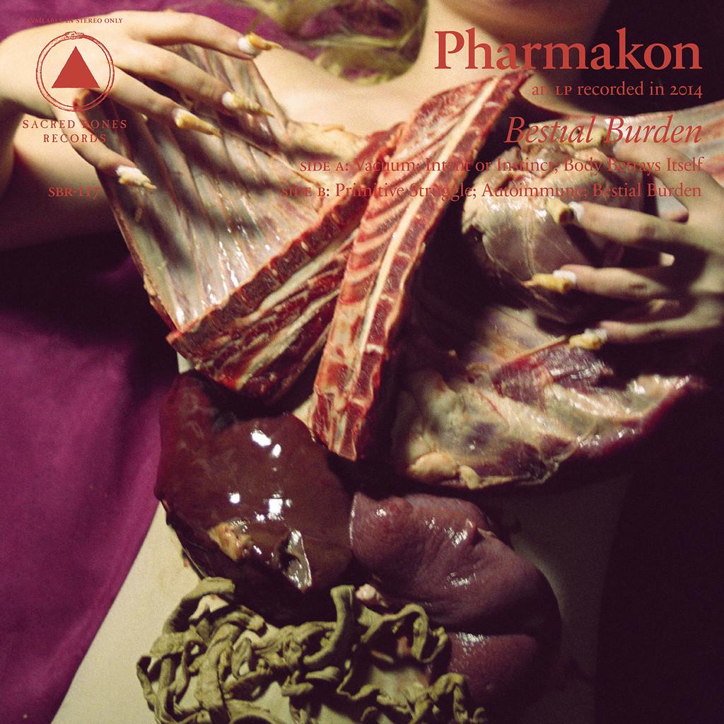 Pharmakon - Bestial Burden - FACT review