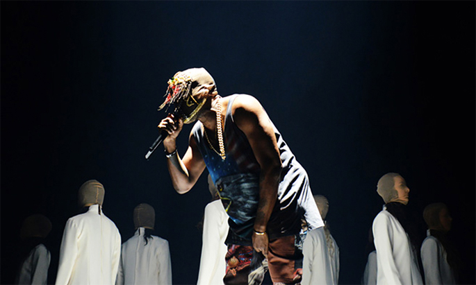 Kanye West fan compiles entire Yeezus concert film from audience footage