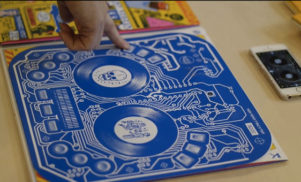 DJ Qbert's new album sleeve doubles as a DJ controller