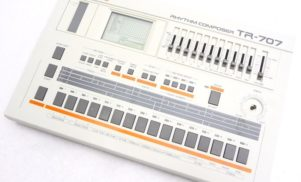Roland adds TR-707 sounds to AIRA TR-8