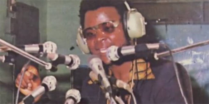 Is this the first song from William Onyeabor in almost three decades?