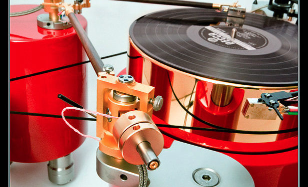 Eight Most Eccentric Turntables