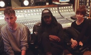 Carly Rae Jepsen is in the studio with Dev Hynes and Ariel Rechtshaid