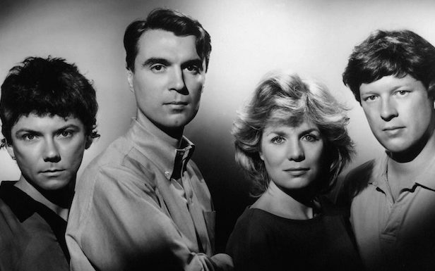 An Entire Concert Film Of Talking Heads In Their 1980