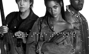 Rihanna, Kanye West and Paul McCartney drop new single 'FourFiveSeconds'