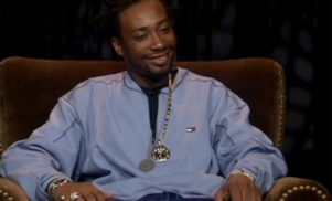 Watch a previously unseen Ol' Dirty Bastard interview from 1997