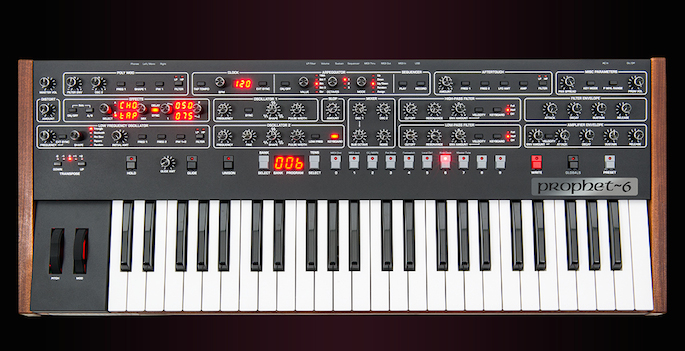 """Dave Smith Instruments release """"tribute"""" to legendary Sequential Prophet-5 synthesizer"""